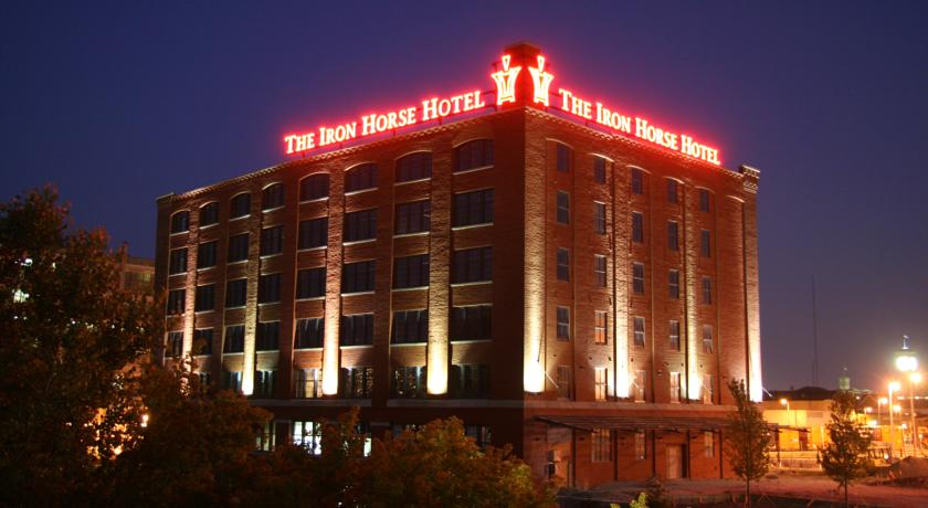 Foto of the The Iron Horse Hotel, Milwaukee (Wisconsin)