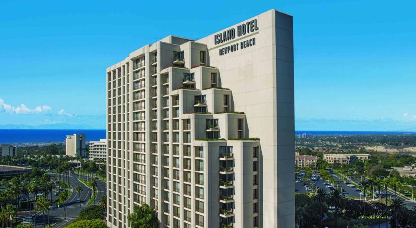Foto of the The Island Hotel, Newport Beach (California)
