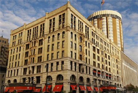 Foto of the The Pfister Hotel, Milwaukee (Wisconsin)