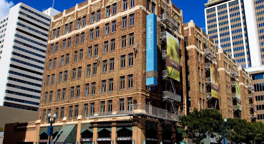 Foto of the The Sofia Hotel, San Diego (California)