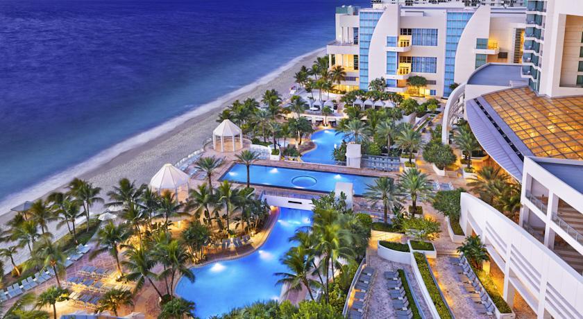 Foto of the hotel The Westin Diplomat Resort & Spa, Hollywood (Florida)