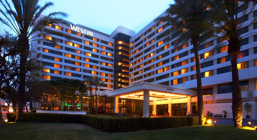 Foto van  The Westin Los Angeles Airport, Los Angeles (California)