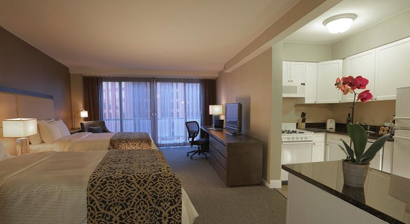 Foto of the hotel The Windsor Suites, Philadelphia (Pennsylvania)