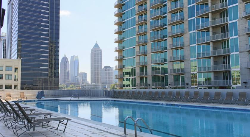 Foto of the Twelve Hotels Atlantic Station, Atlanta (Georgia)