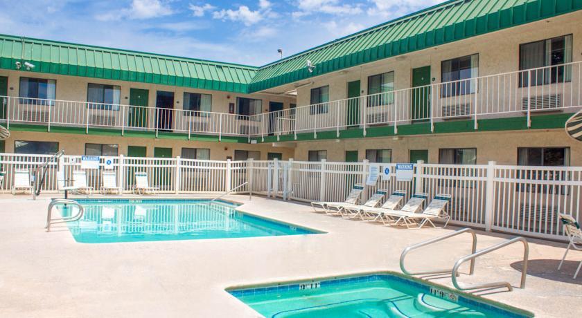 Foto of the hotel University Inn Fresno, Fresno (California)