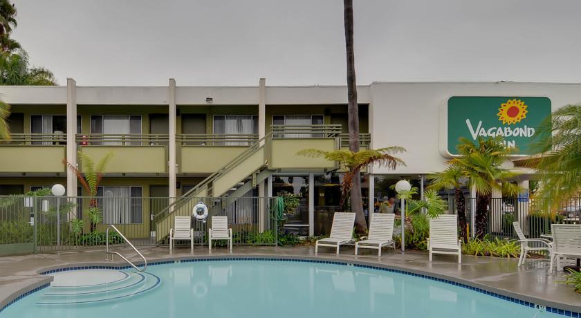 Foto of the hotel Vagabond Inn San Diego Point Loma, San Diego (Point Loma) (California)