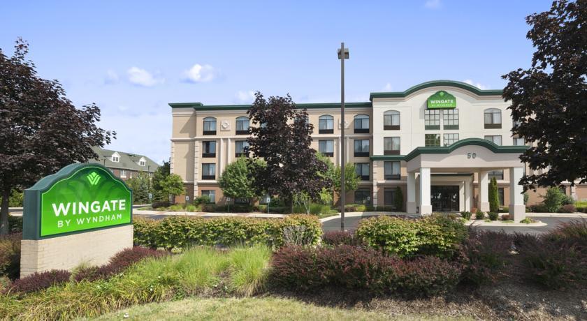 Foto of the hotel Wingate by Wyndham Schaumburg/Convention Center, Schaumburg (Illinois)