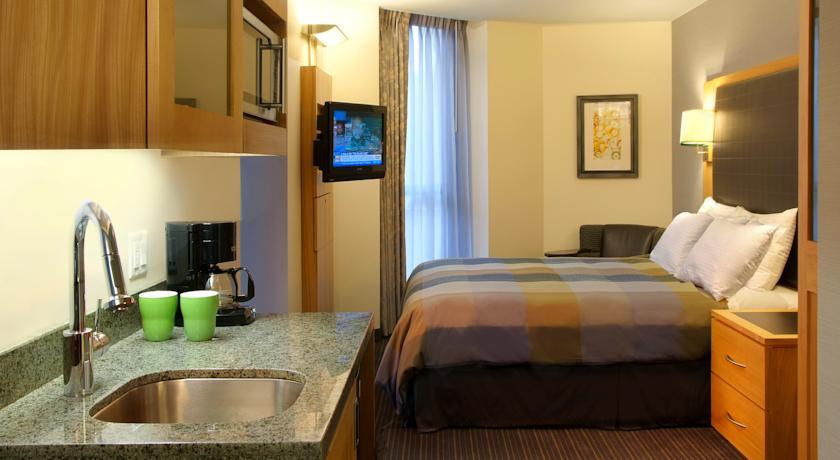 Foto of the World Center Hotel, Manhattan (New York)