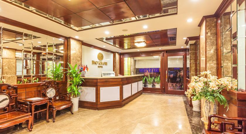 Foto of the Bao Khanh Hotel, Hanoi