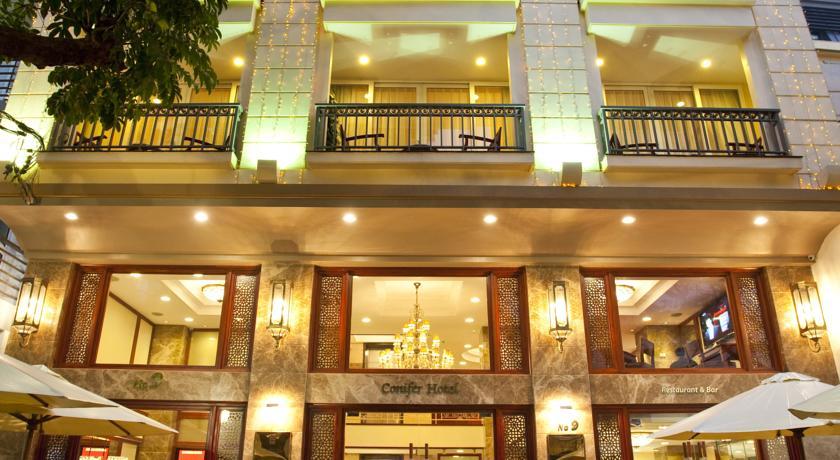 Foto of the Conifer Boutique Hotel, Hanoi