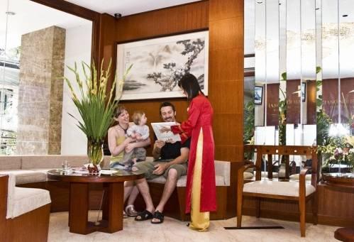 Foto of the Hanoi Happy Hotel, Hanoi