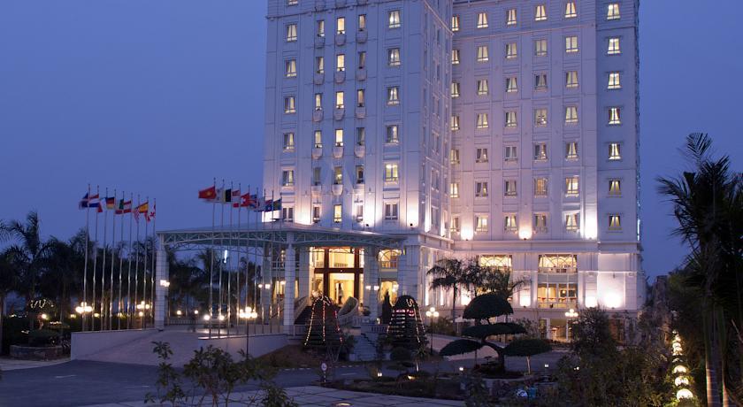 Foto of the Ninh Binh Legend Hotel, Ninh Binh