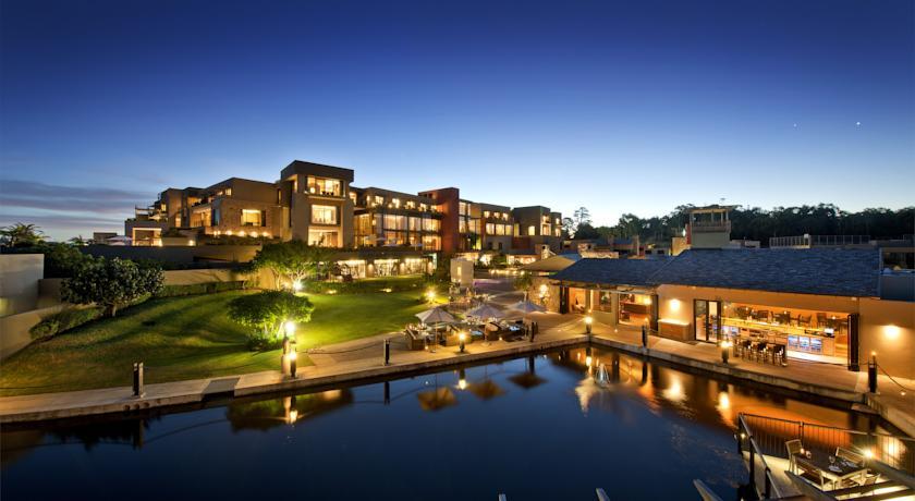 Photo de Hyatt Regency Oubaai Golf Resort & Spa, George
