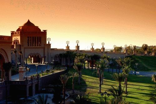 Hotel Emirates Palace Hotel