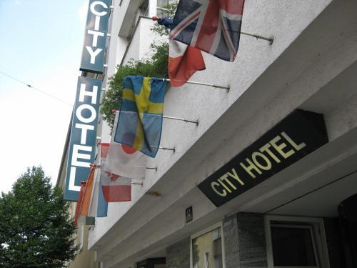 Hotel City Hotel