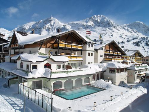 12 Hotels Rated With 5 Stars In Obertauern Austria