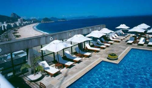 71 Luxury And Vip Hotels In Rio De Janeiro Brazil
