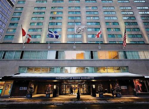 5 Star Hotels In Montreal Prestigious Five At Orangesmile