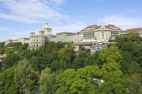 Hotel Hotel Bellevue Palace Bern