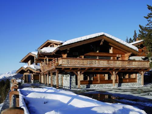 Hotel LeCrans Hotel & Spa