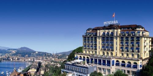 5 Star Hotels In Luzern Prestigious Five At Orangesmile
