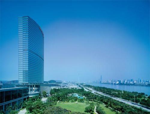 Отель Shangri-La Hotel, Guangzhou