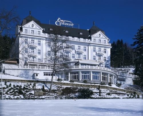 Behindertenfreundliche Hotels Marienbad Buchen Sie Ein Zimmer Mit
