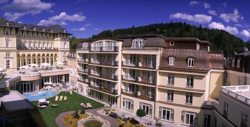 Marienbad Romantische Hotels Hotelbuchung Fur Hochzeitreisen Oder