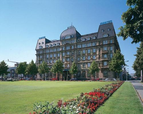 Отель Maritim Parkhotel Mannheim