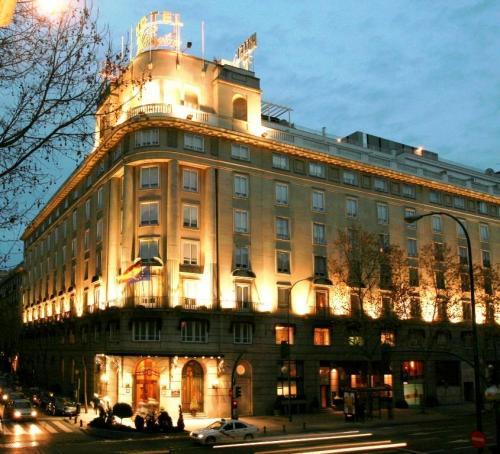 5 Star Hotels In Madrid Prestigious Five At Orangesmile