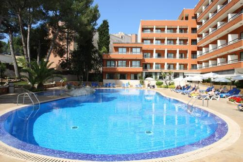 spanien paguera hotel cala fornells
