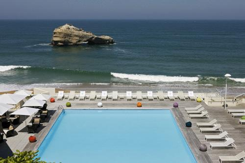 Elegant 15 Hotels With Indoor Swimming Pool In/near Biarritz
