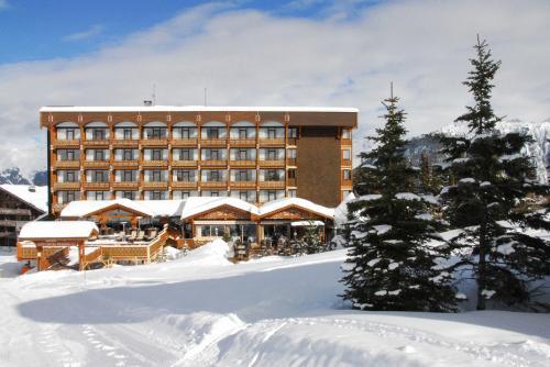 Hotel Palace Courchevel