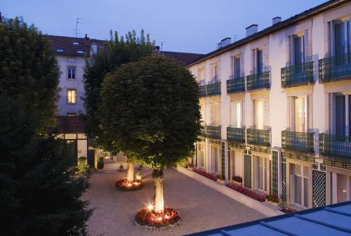 Dijon Hotels With Wellness Spa Center Best Rates Reviews