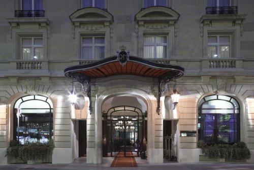 Hotel Hôtel Raffles Royal Monceau Paris
