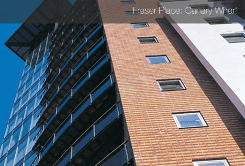 Hotel Fraser Place Canary Wharf