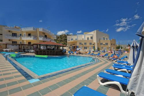 54 Apartments And Apart Hotels In Stalis Greece