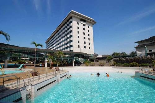 Bandung Hotels With Indoor Swimming Pool Orangesmile Com