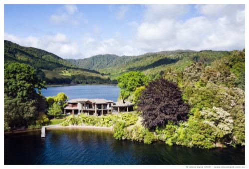 Отель Lake Okareka Lodge - a Lebua Hotel