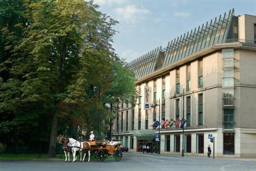 Hotel Radisson Blu Hotel Kraków