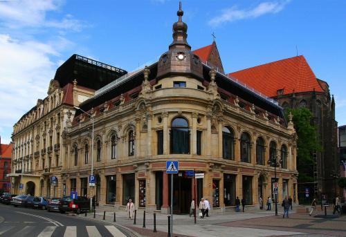 Hotel Hotel Monopol Wrocław