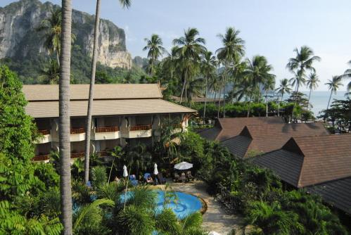 billig hotel ao nang