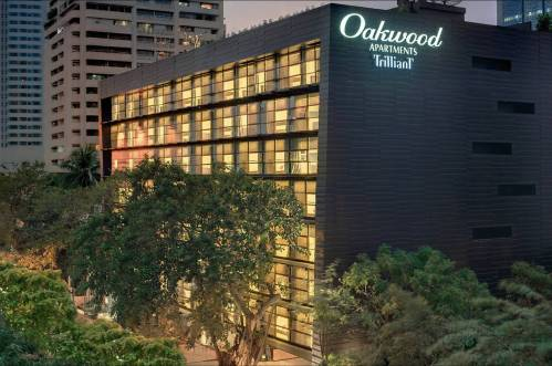 Hotel Oakwood Apartments Trilliant Sukhumvit 18