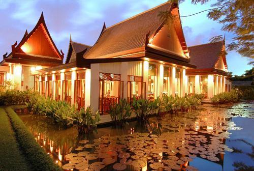 Отель The Sukhothai