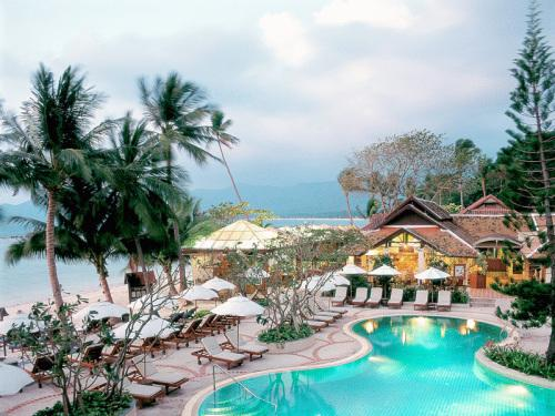 Luxury Hotels In Chaweng Beach All Grand De Luxe At