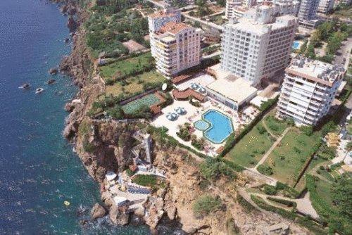 Отель Antalya Adonis Hotel