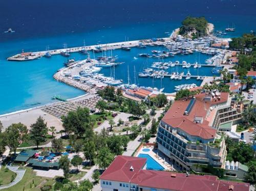 Отель Sensimar Türkiz Kemer Marina & Spa