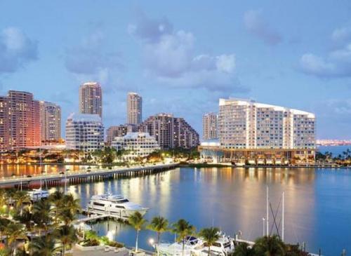 Hotel Mandarin Oriental, Miami