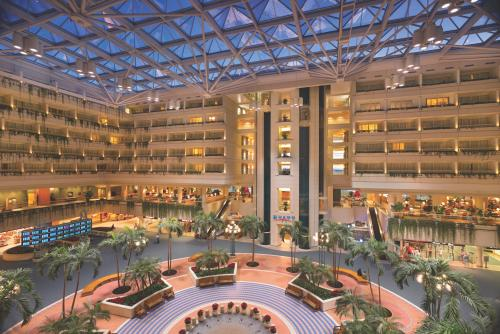 Hotel Hyatt Regency Orlando International Airport Hotel