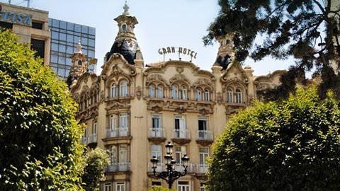 Gran Hotel Albacete